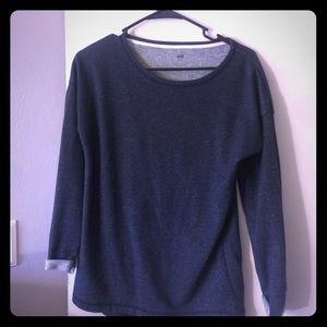H&M sparkly sweatshirt ✨